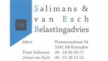 Salimans & Van Esch Belastingadvies